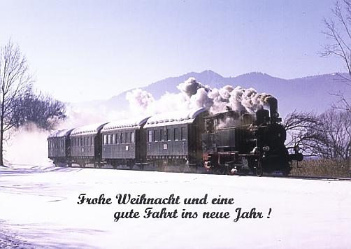 Dampf-Lokomotive 70 083 BLV/DB
